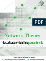 Network Theory Tutorial
