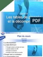 P1 Leçon6 Tables
