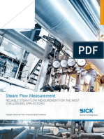 Special Information Steam Flow Measurement en IM0076798
