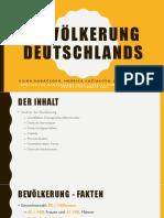 Bevölkerung Deutschlands [Automaticky Uloženo]