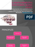 Human Rights Perspective Indian Criminal Justice System Ppt