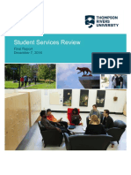 The Student Services Review Report40194