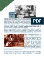 A História Do Povo Cigano