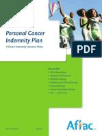AFLAC Cancer L3 Brochure