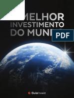 eBook o Melhor Investimento Do Mundo