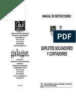 Manual Sopletes y Cortadores[1]