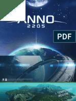 Anno2205 Digital Artbook