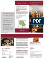 MPH HealthPolicyManagement Brochure