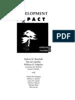Burchell CH8 Fiscal Impact Develoment Impact Handbook 1994