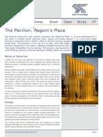 Regents Pavilion Case Study
