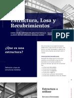 Presentación Estructural