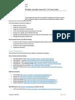 AWS Certified Alexa Skill Builder - Specialty_Exam Guide