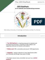 06 Lecture 6 CES Edupack Programme
