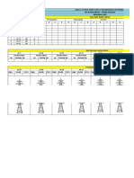 transmission line progress card format