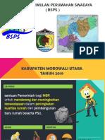 Bantuan Stimulan Perumahan Swadaya ( Bsps ) Kabupaten