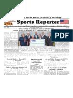 November 27 - December 3, 2019  Sports Reporter
