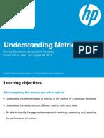 GBSU-SOMP Understanding Metrics