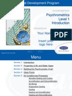 1. TDP-201_Psychrometrics 1_v1.0