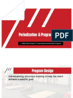 Foundations of Periodization and Program Design Course Notes.pdf