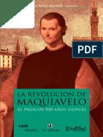 Mansuy - Maquiavelo y la República