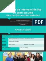 Propuesta de Intervención Psp