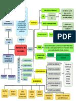 mapa conceptual impuestos