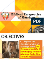 Thy 2 Unit II Lesson 1 Biblical Perspective