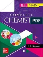 Jee Main Chemistry TMH