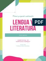 Cuadernillo Teórico Completo Primer Año 2019