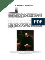John Napier şi inventarea logaritmilor.doc
