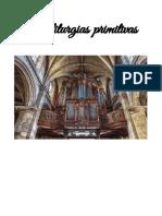 liturgias primitivas