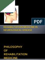 Neuro Rehabilitation