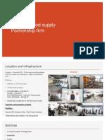Industrial Food Supply(1)