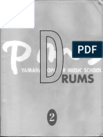 Yamaha Drum 2