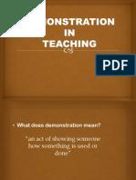 Demonstration (2nd)