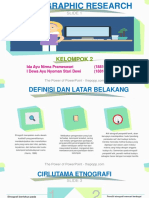 Ppt Sap 5 (Etnographic Research)