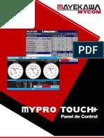 MYPRO_touch_+_brochure_spanish
