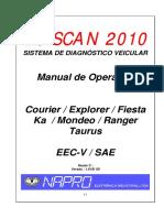Manual de Injecao Ford EEC V