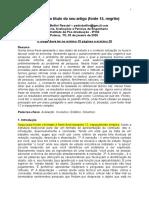 Metodologia de artigo cientifico