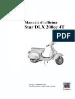 Manuale Officina STAR 200cc ITA GEAR 3.0