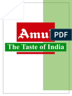 AMUL Organisation Structure