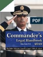 commanders legal
