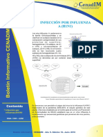 Boletin Informativo CENADIM