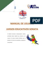 Manual de Usuario CD Ichoca