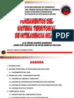 Fundamentos Del Sistema de Inteligencia Territorial