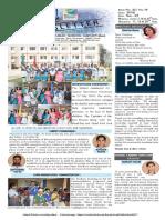 School newsletter sample
