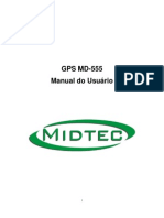 23 GPS MD555 Manual