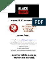Black Friday 22.11