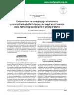 Concentrado de Complejo Protrombínico en PreQx