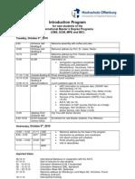 Introduction Program 5.10